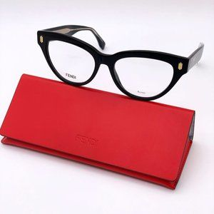 💯 NEW Fendi FF 0443 807 Women Eyeglasses